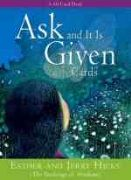 Ask and It Is Given Cards - Esther & Jerry Hicks